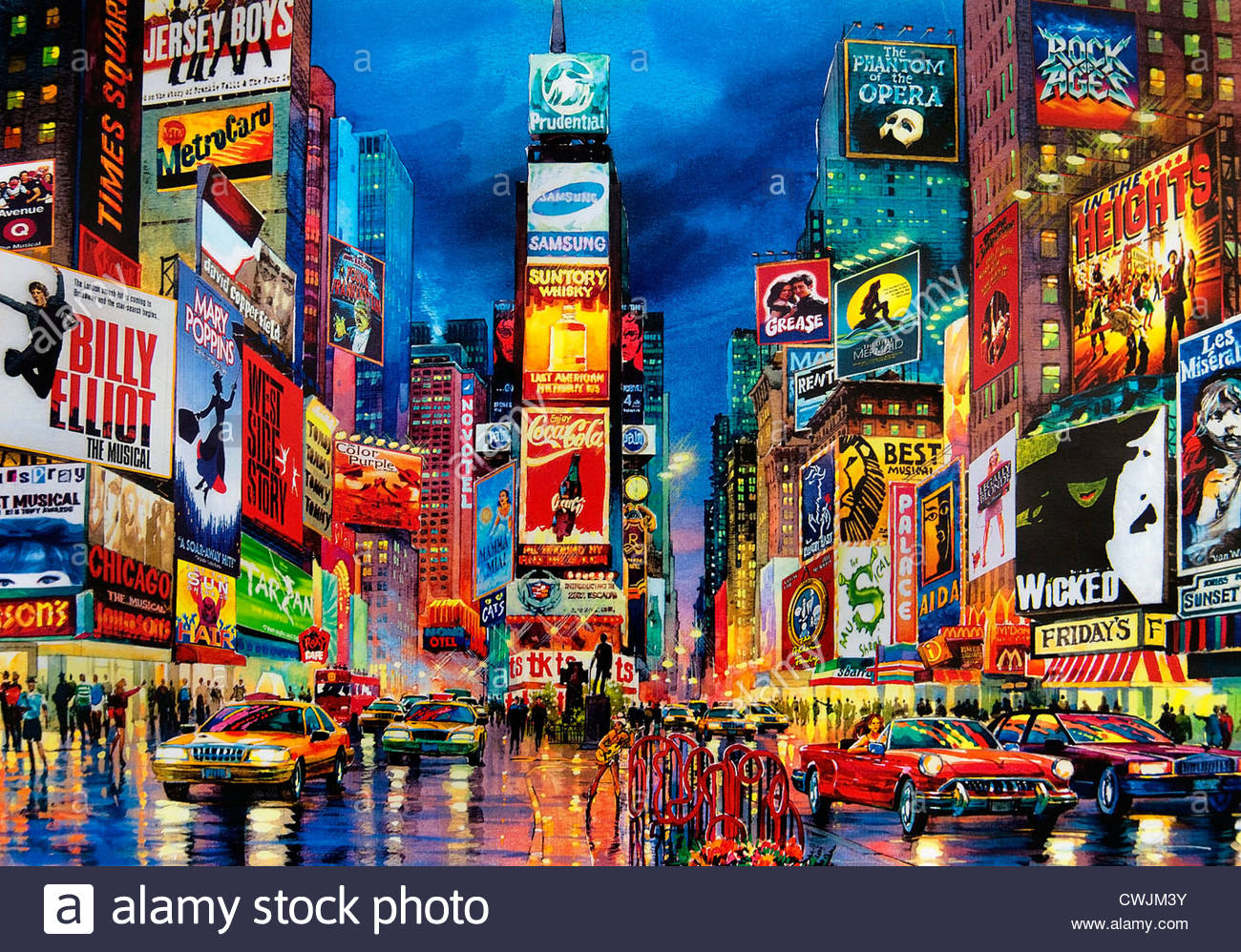 Broadway Shows in New York City | ShowTickets.com