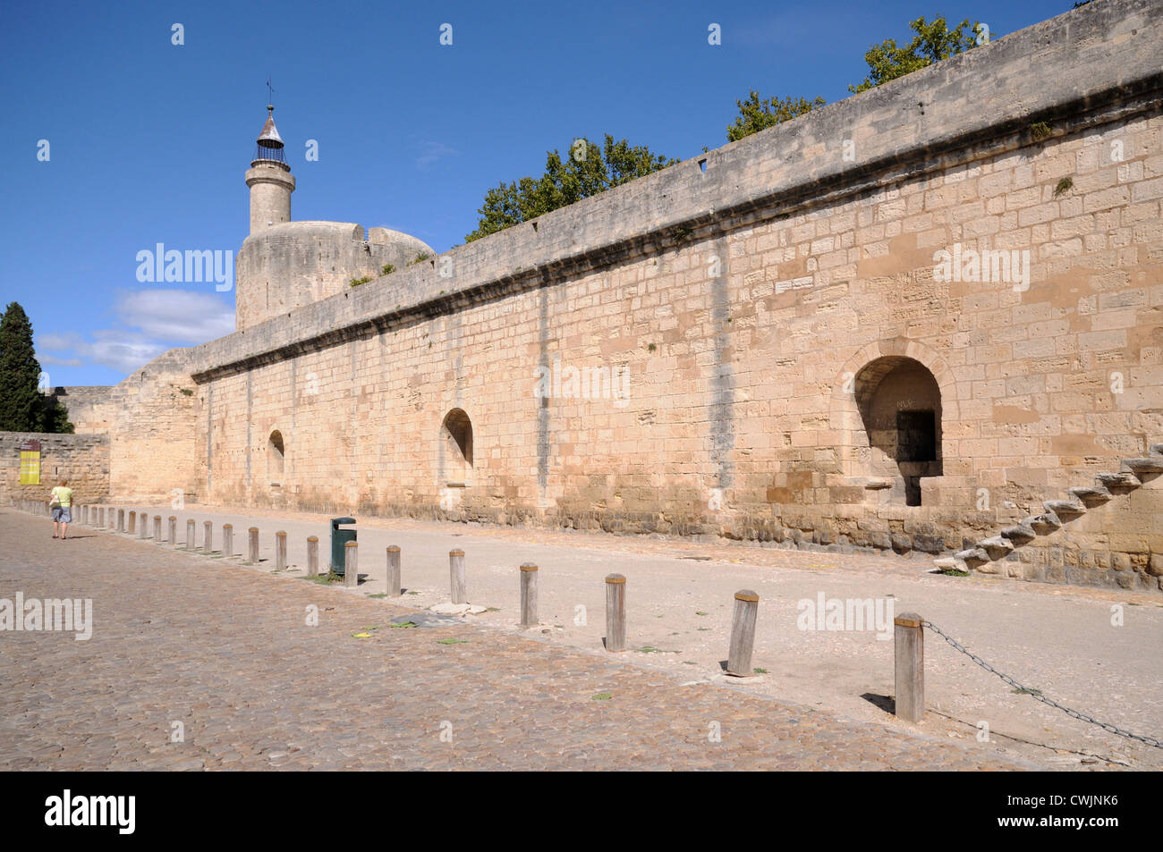 Aigues Mortes France Stock Photos Aigues Mortes France Stock