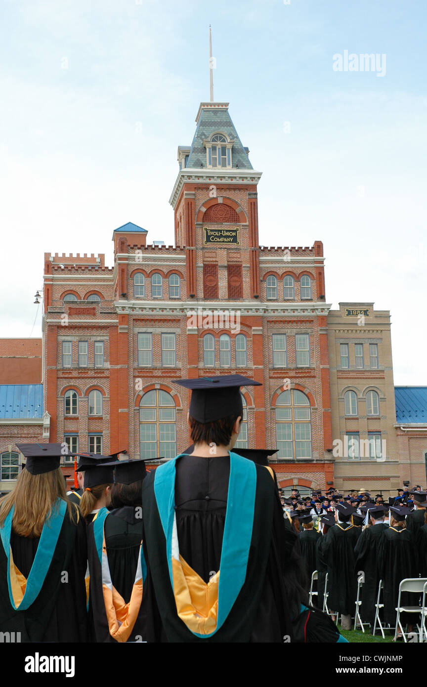 College GraduationStock Photo