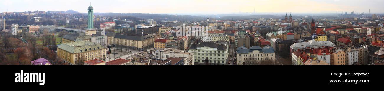 Ostrava, Czech Republic - Stock Image