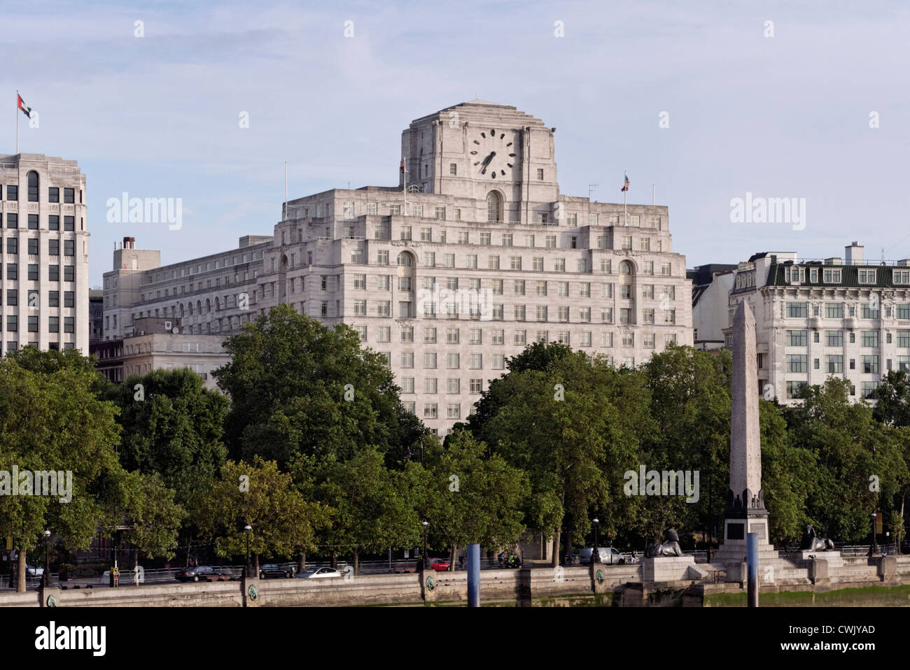 shell mex house at 80 strand london a landmark art deco building