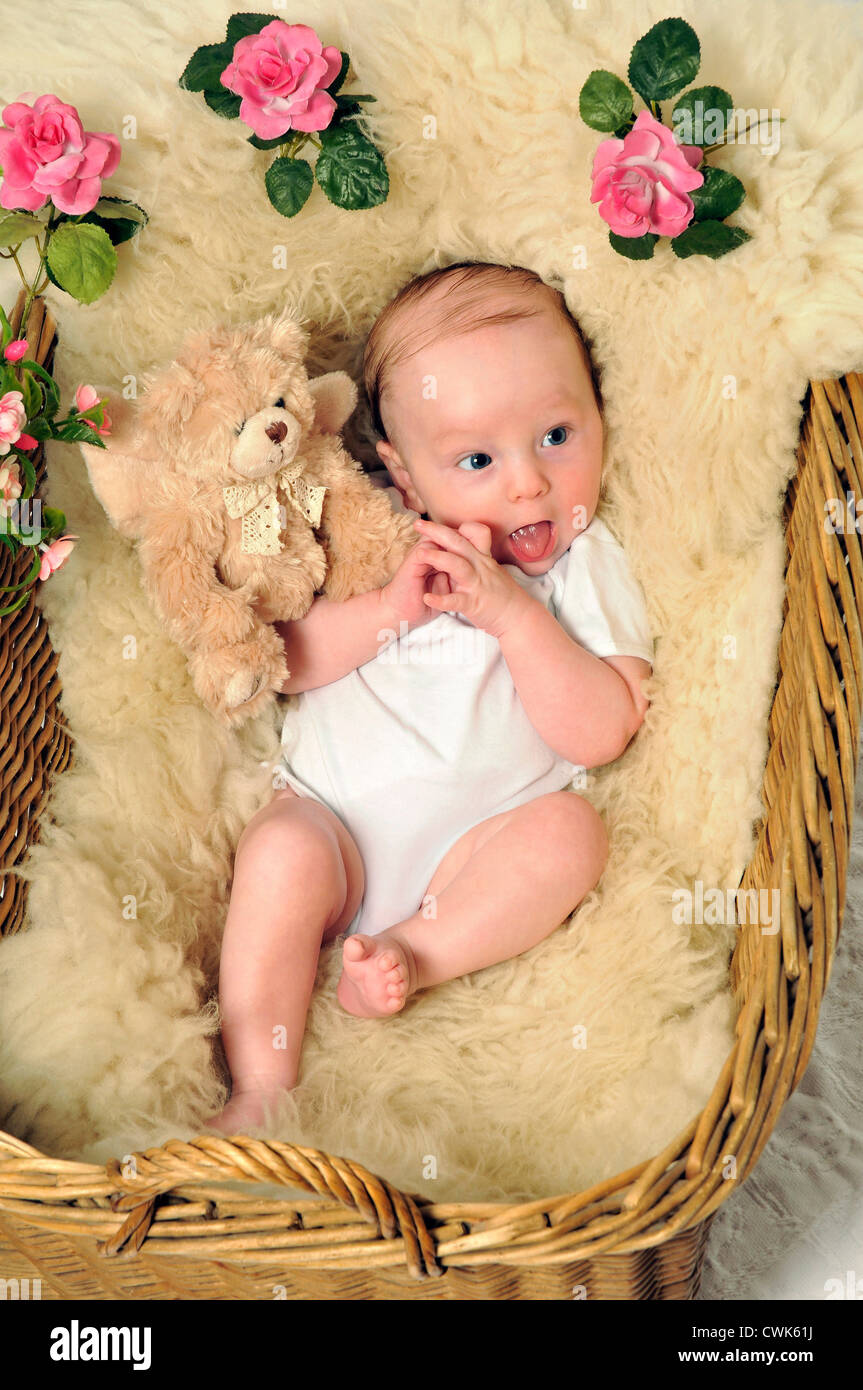 2ed7fc1c41 Flowers And Baby Stuff Stock Photos   Flowers And Baby Stuff Stock ...