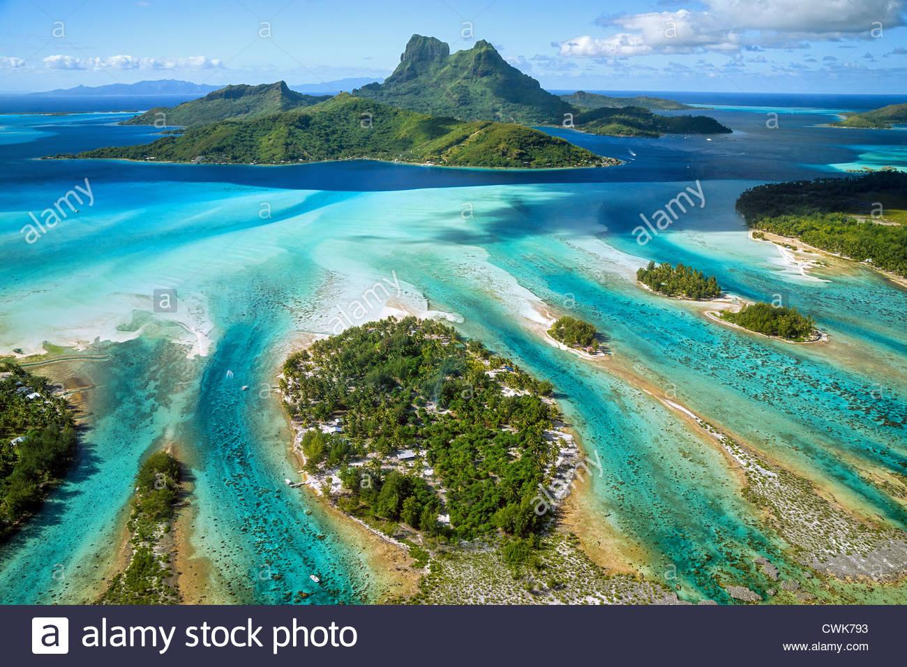 Bora Bora (Bora-Bora) Stock Photo