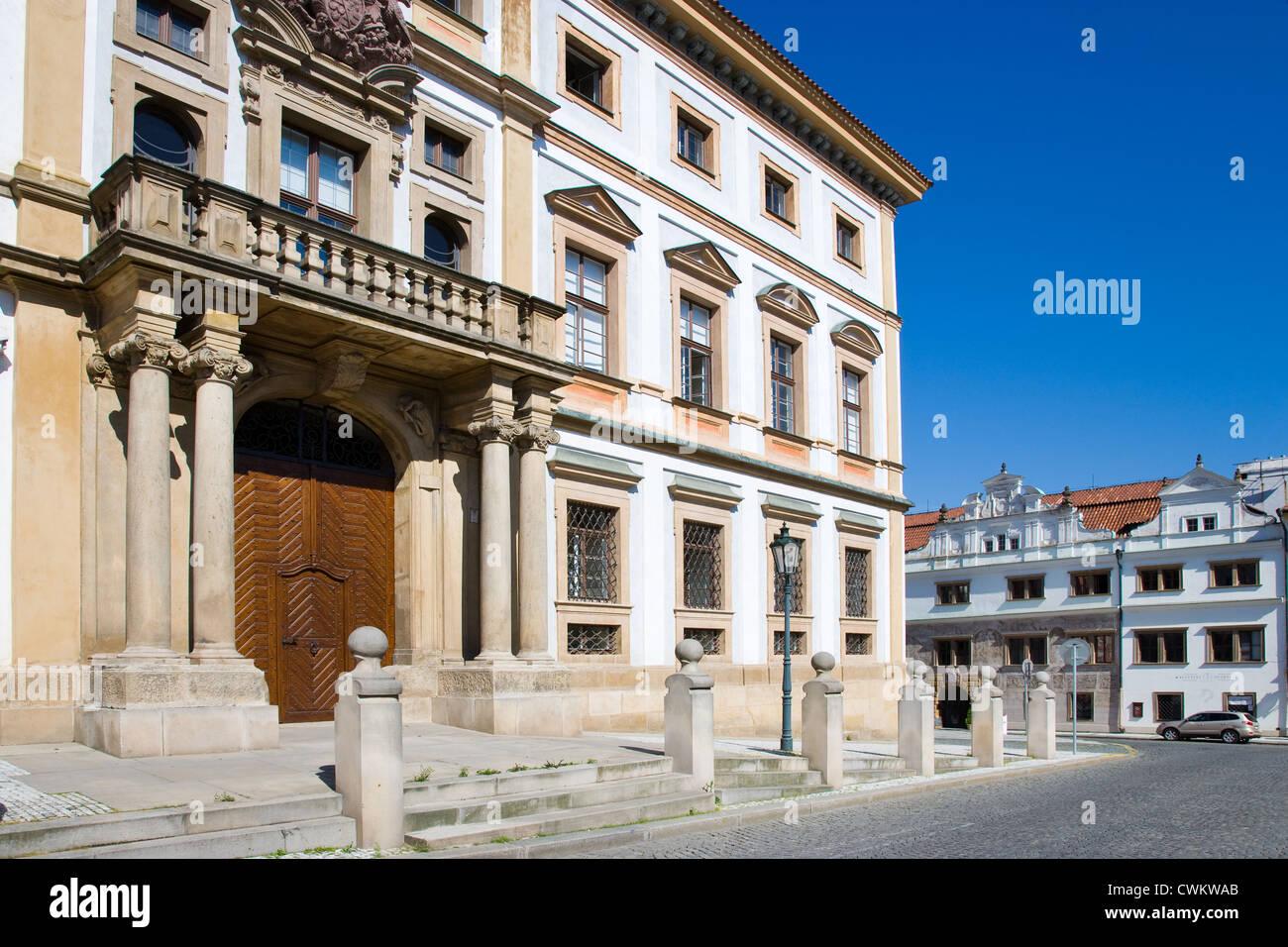 Hradcanske Namesti Unesco Stock Photos Amp Hradcanske