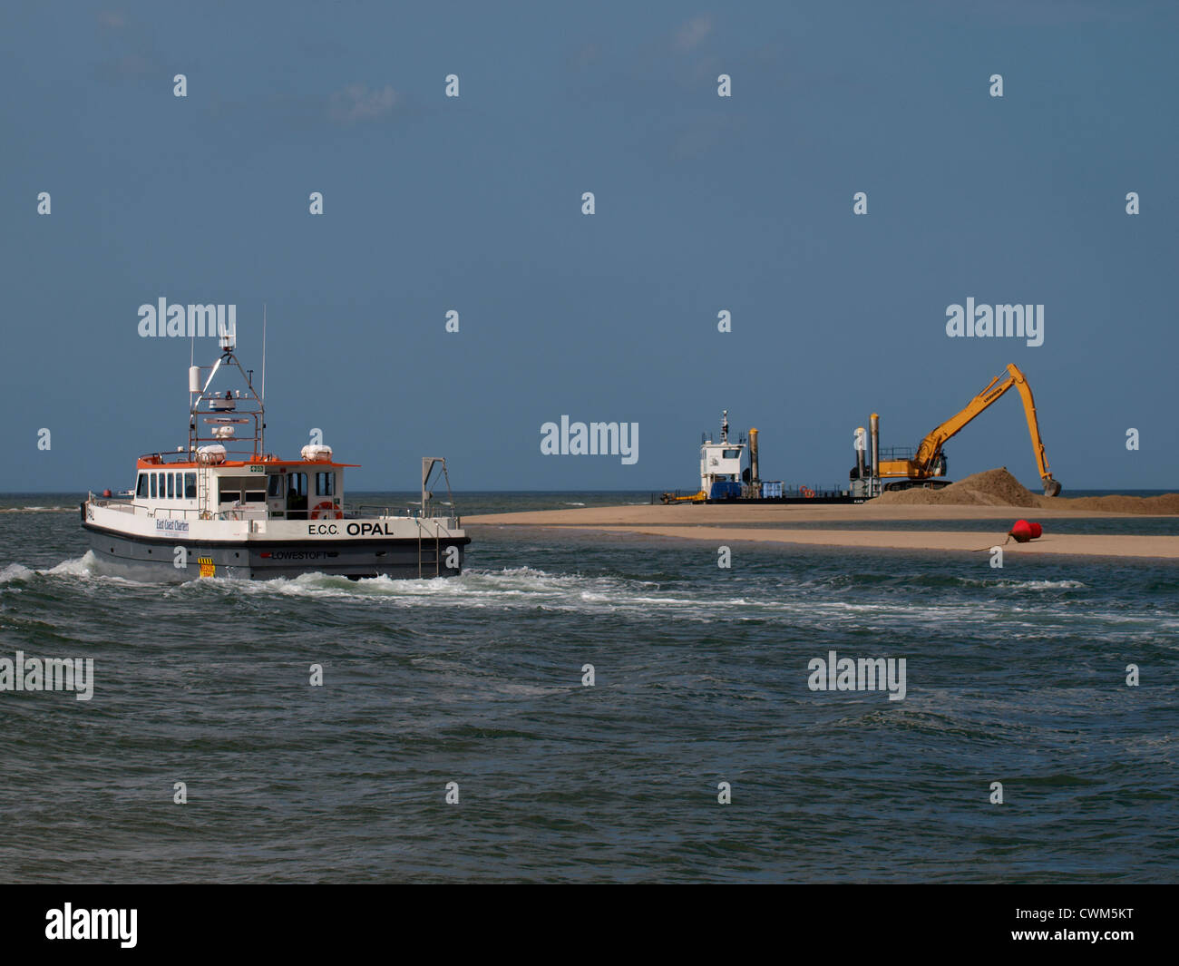 Motor Dredger Stock Photos & Motor Dredger Stock Images - Alamy