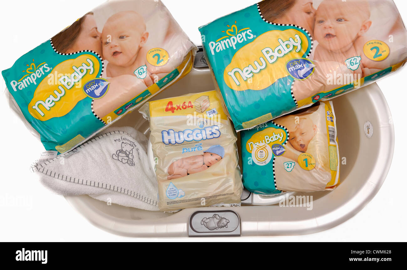 Pampers Stock Photos Amp Pampers Stock Images Alamy