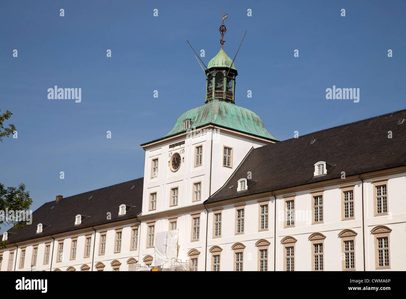 Gottorf Castle, Schleswig, Schleswig-Holstein, Germany, Europe - Stock Image