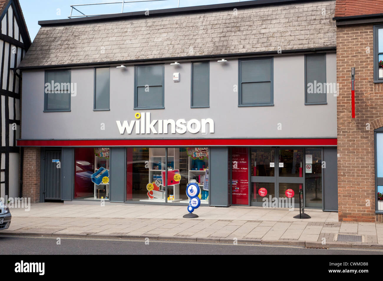 Wilkinson store in the UK - Stock Image