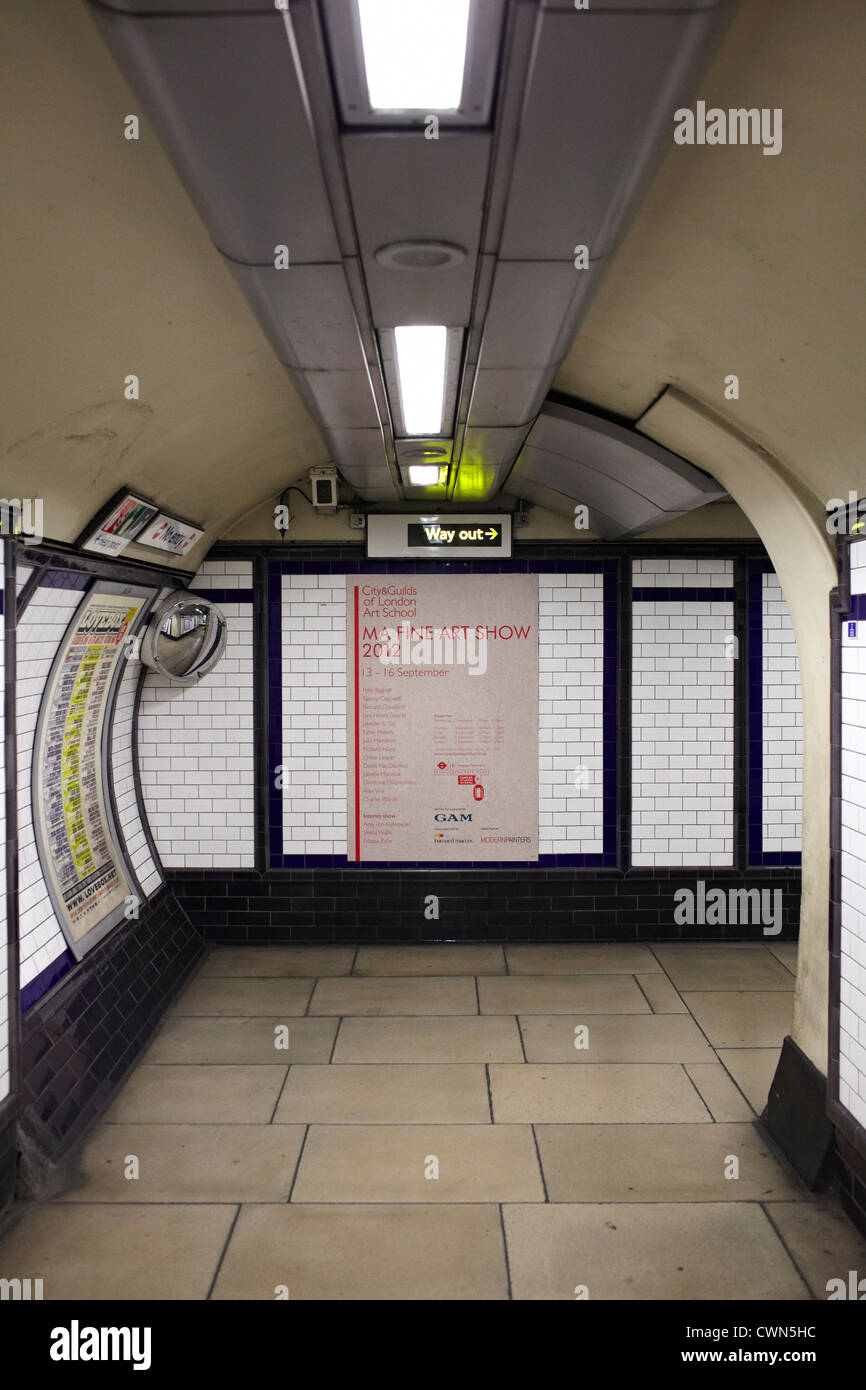 Adshells, Advertising hoardings and back-lit poster and design on the street of London UK. Stock Photo