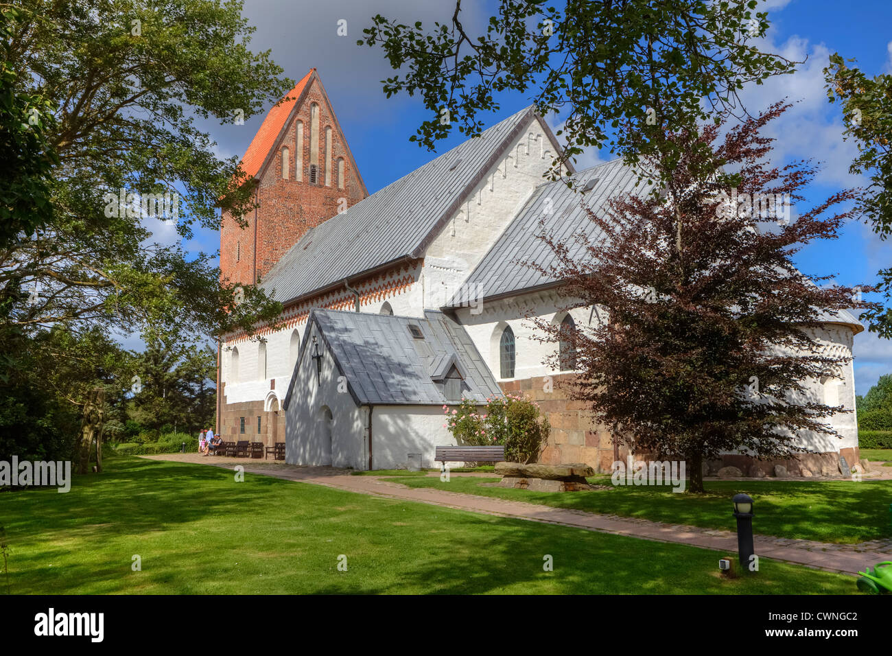 st severin church keitum sylt schleswig holstein germany stock photo 50261010 alamy. Black Bedroom Furniture Sets. Home Design Ideas