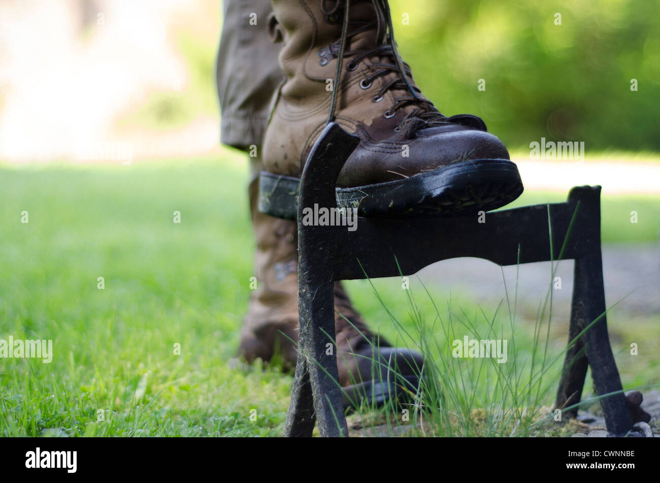 Cast Iron Boot Scraper High Resolution Stock Photography And Images Alamy