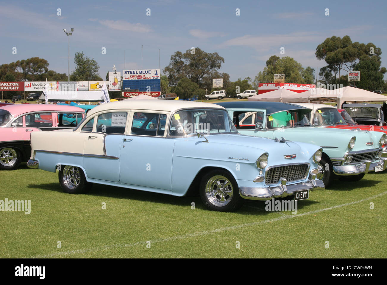 Classic Car Show Australia Stock Photos Classic Car Show Australia - Car show displays for sale