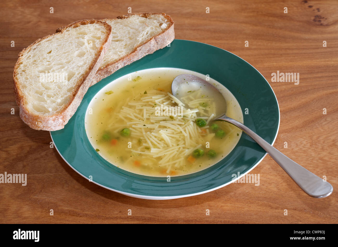 Knorr Minestrone soup - Stock Image