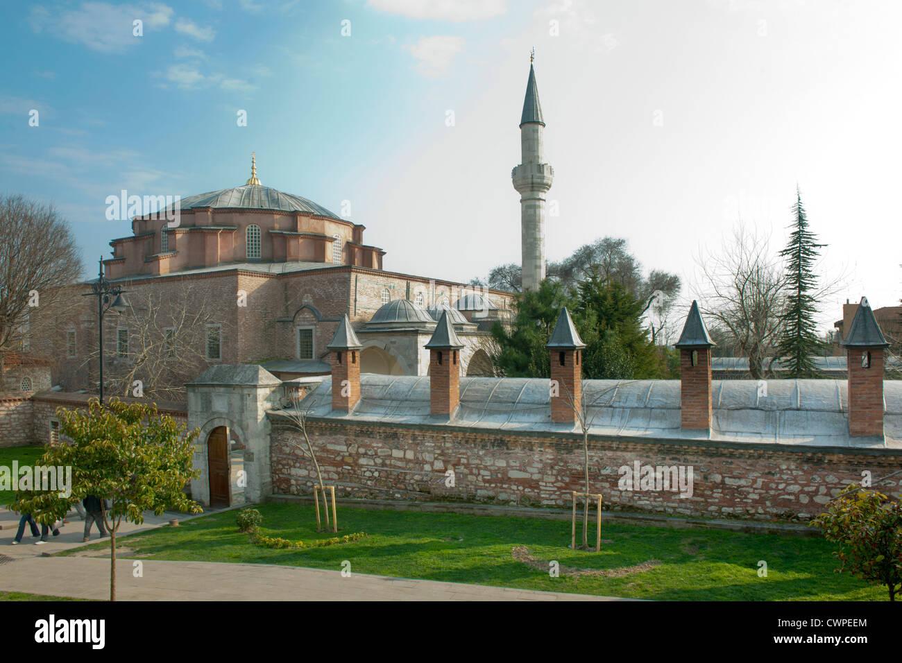 Türkei, Istanbul, Kücük Aya Sofya, Kleine Hagia Sophia - Stock Image
