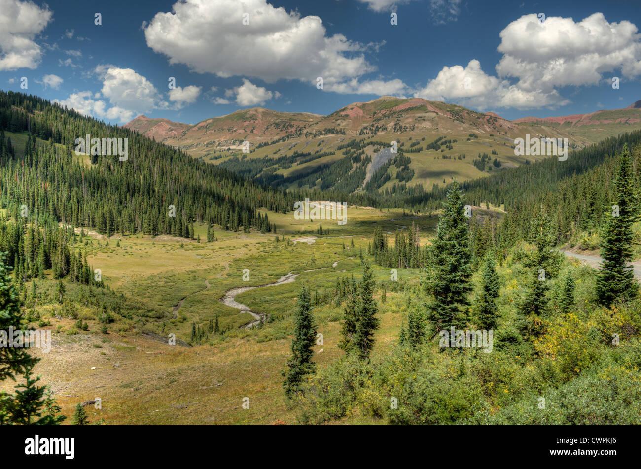 Elko Park, Colorado. - Stock Image