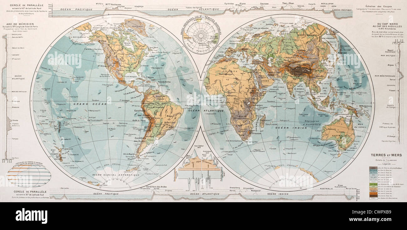 Ancient world map stock photos ancient world map stock images alamy world map stock image gumiabroncs Images