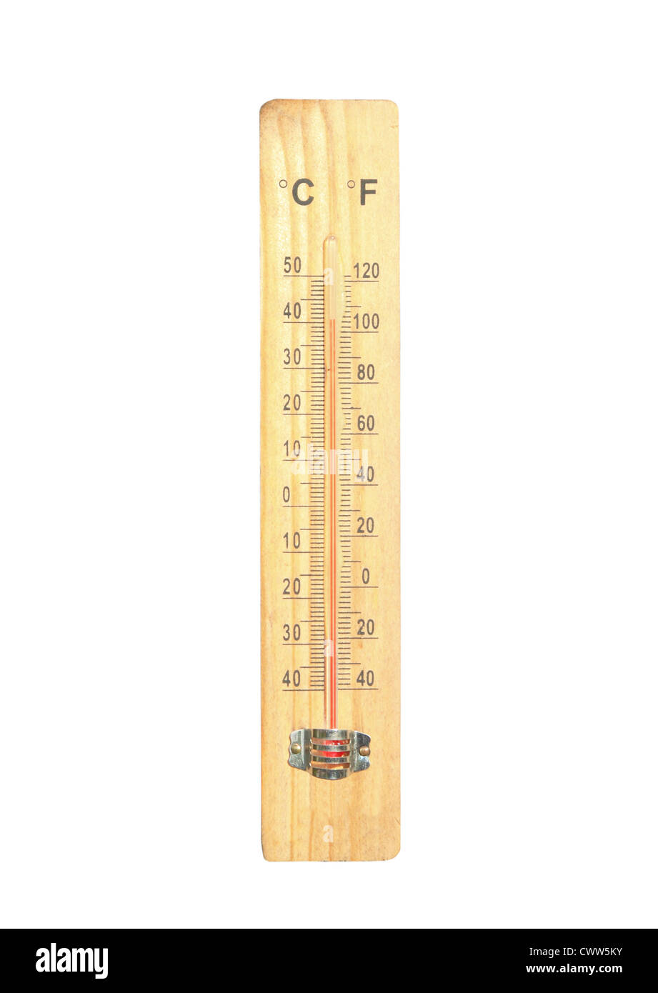 Vintage Thermometer Wall Stock Photos & Vintage Thermometer Wall ...