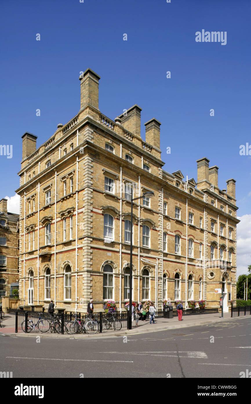 The Royal York Hotel, York, North Yorkshire, England. - Stock Image
