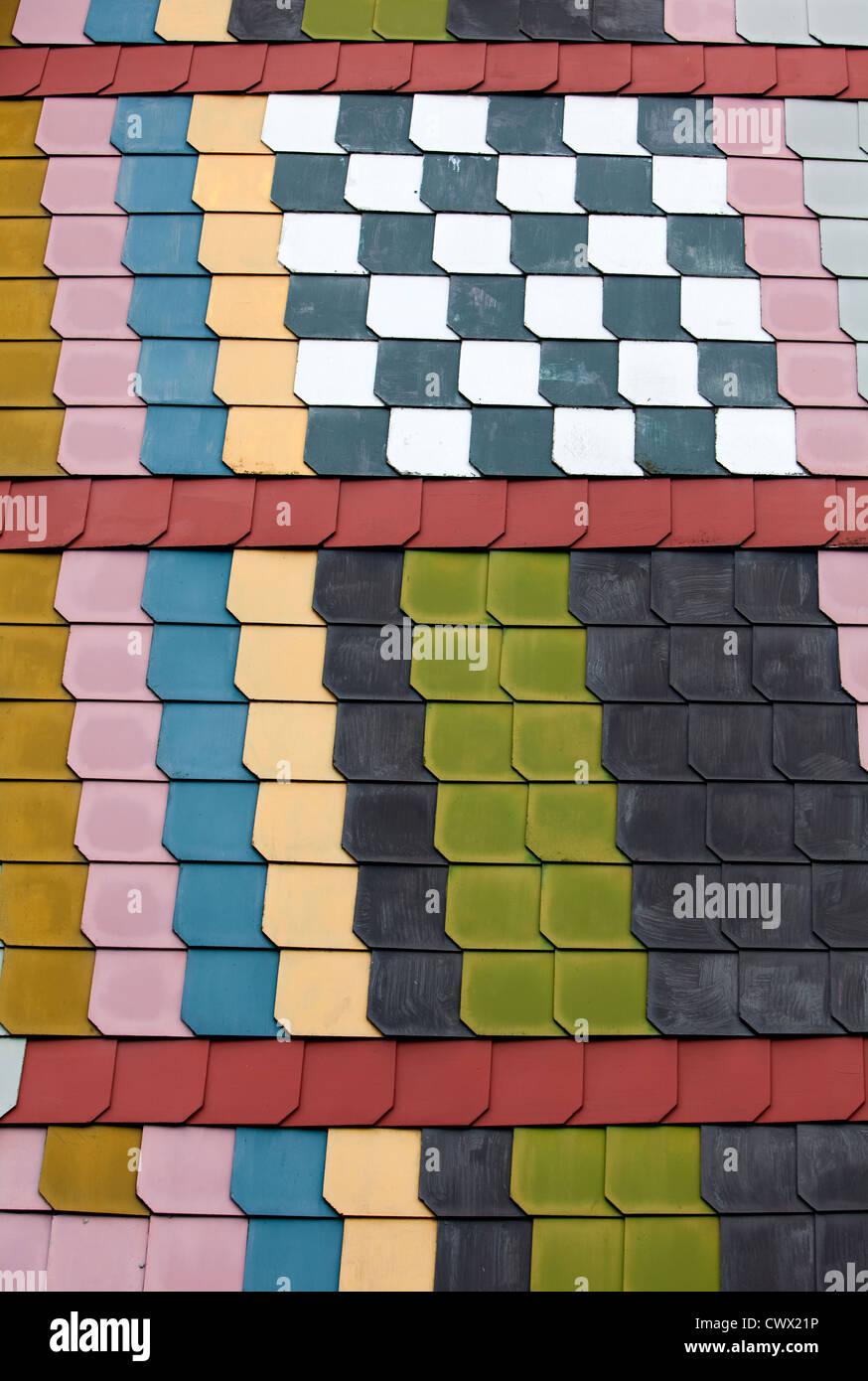 Slate Cladding Stock Photos & Slate Cladding Stock Images - Alamy