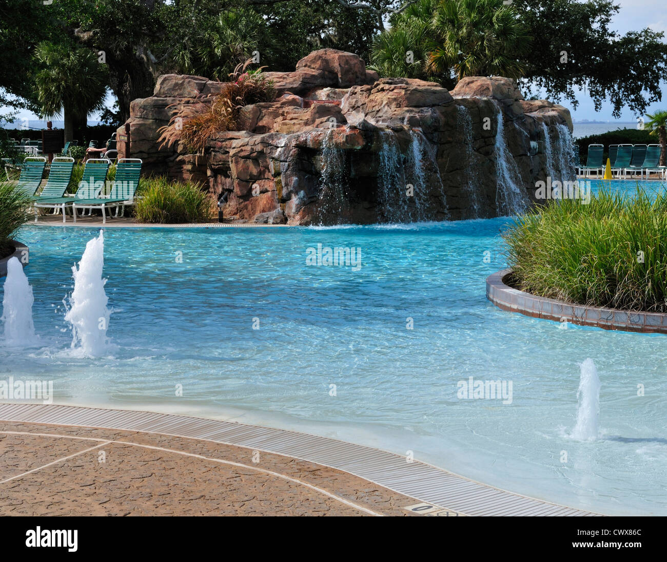 Spa Grand Hotel Pool High Resolution Stock Photography And Images Alamy