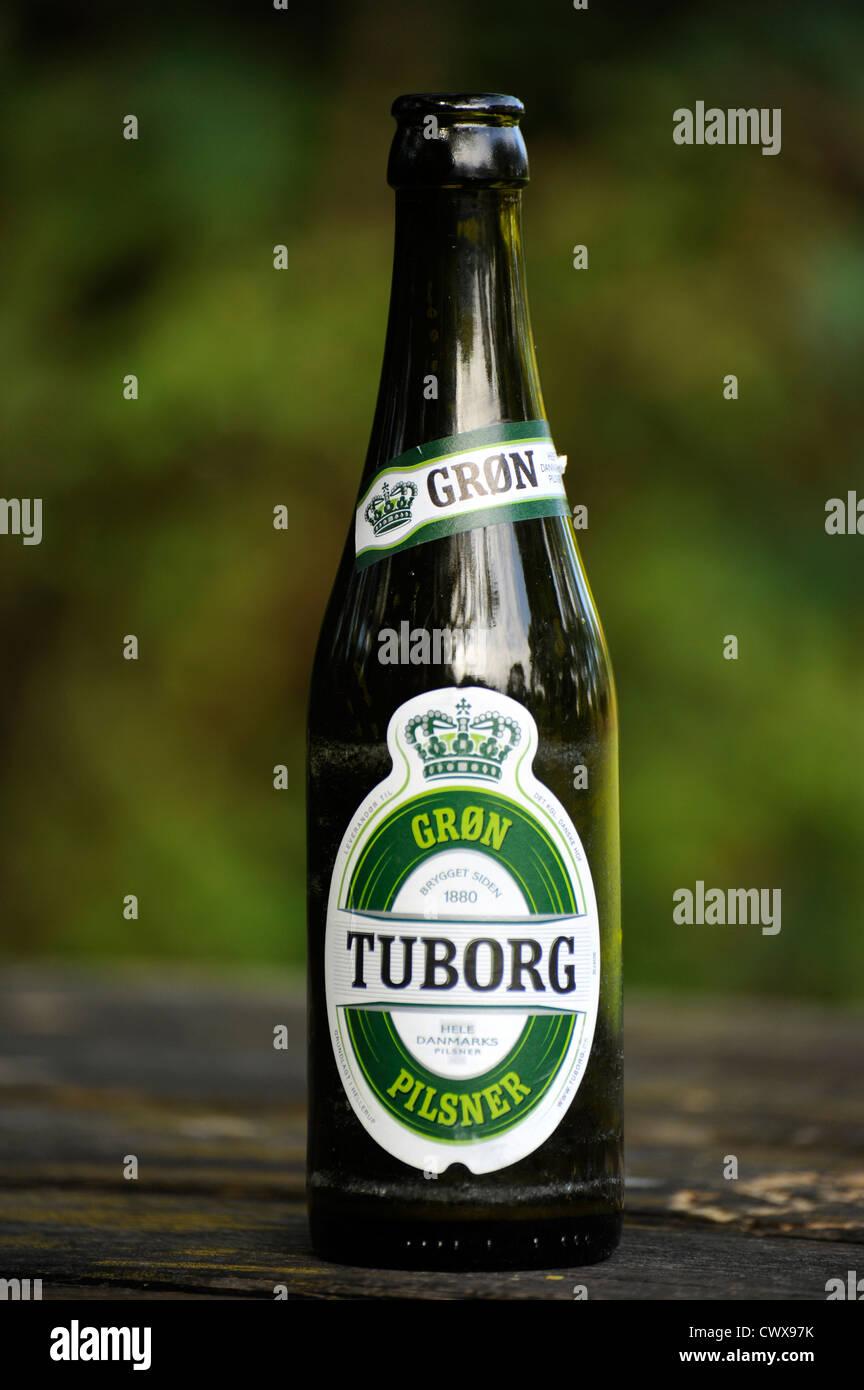 Bottle Tuborg Beer Stock Photos Bottle Tuborg Beer Stock Images