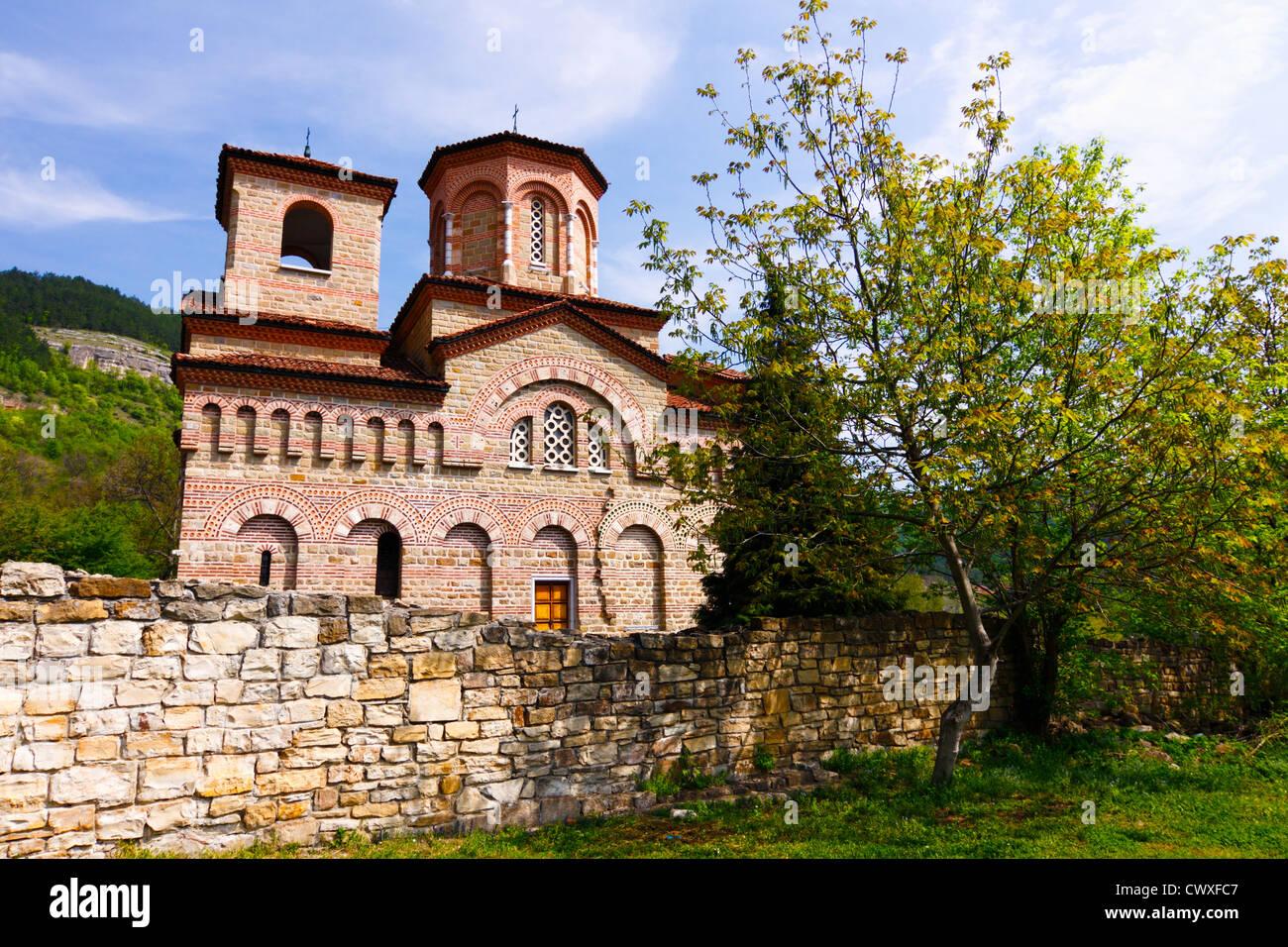 St. Dimitar church, the oldest Medieval church in Veliko Tarnovo, Bulgaria Stock Photo