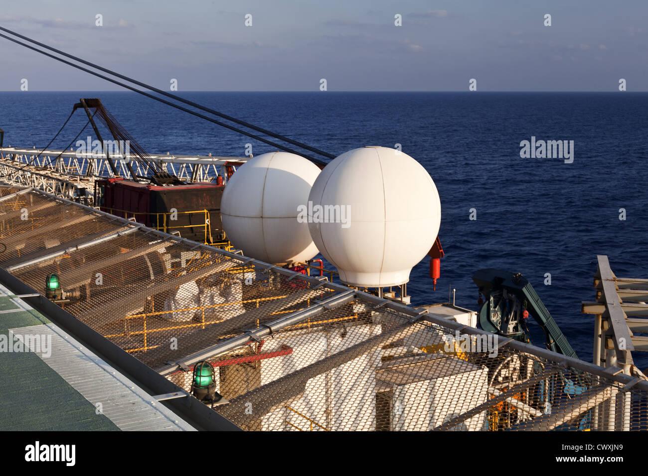 Telecommunications - Stock Image
