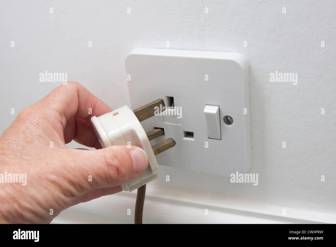 European Plug Stock Photos & European Plug Stock Images - Alamy