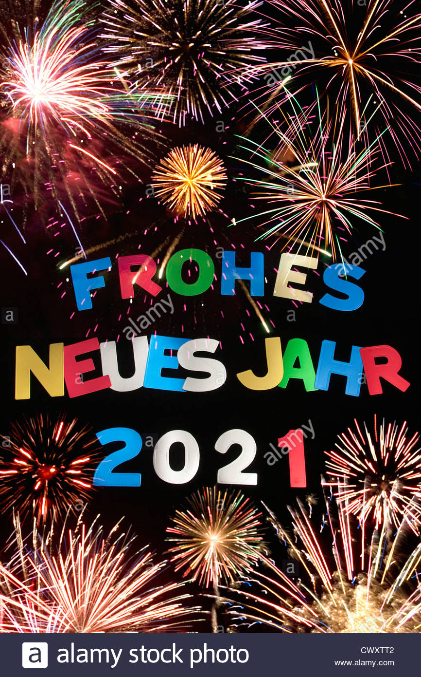 Frohes 2021