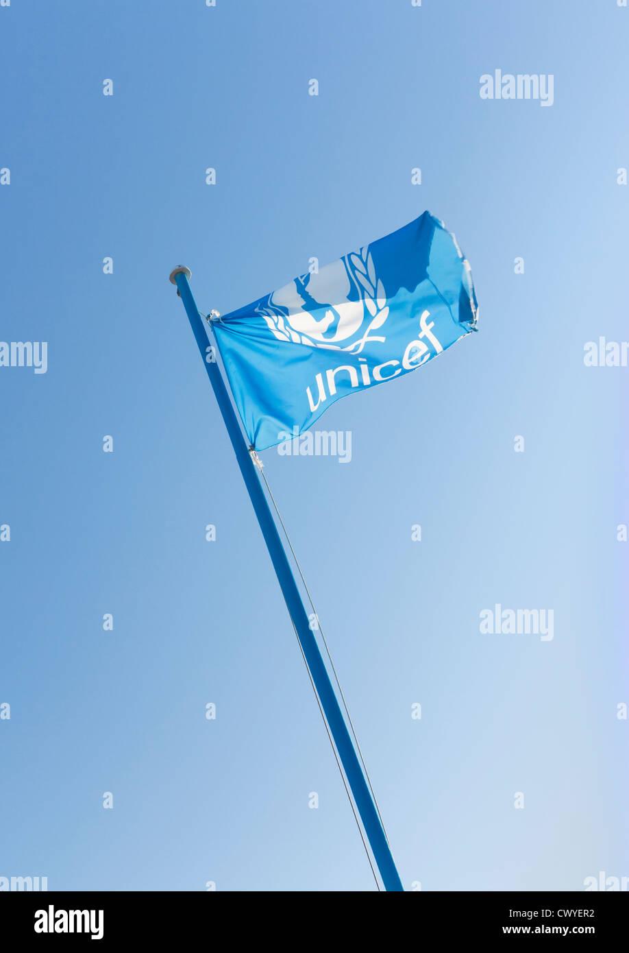 Unicef Flag  flagsonlineit