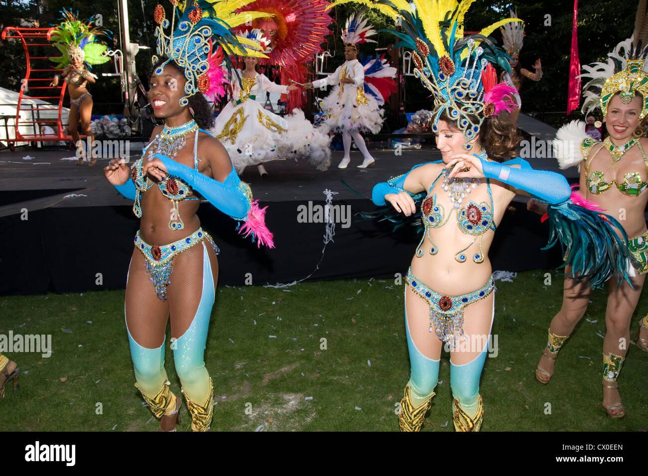 Thames Festival 2012 London - Stock Image