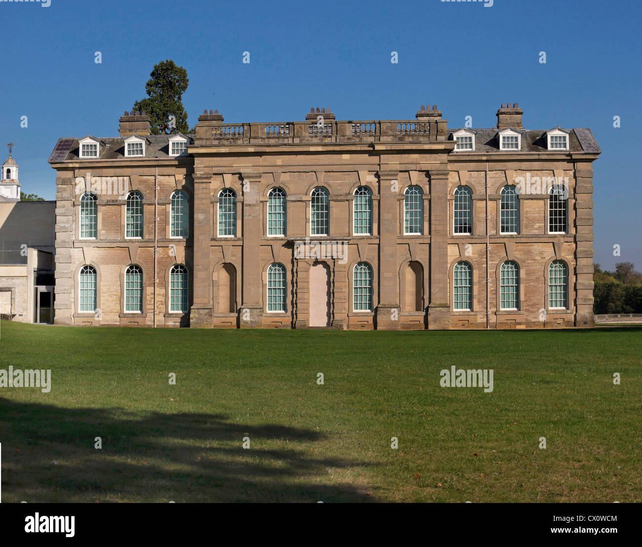 compton verney estate warwickshire - Stock Image
