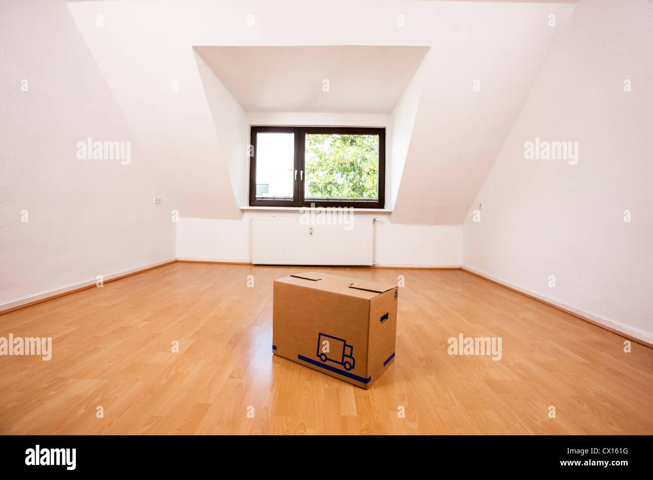 wonderful empty apartment living room | Empty apartment, living room. During a moving process ...