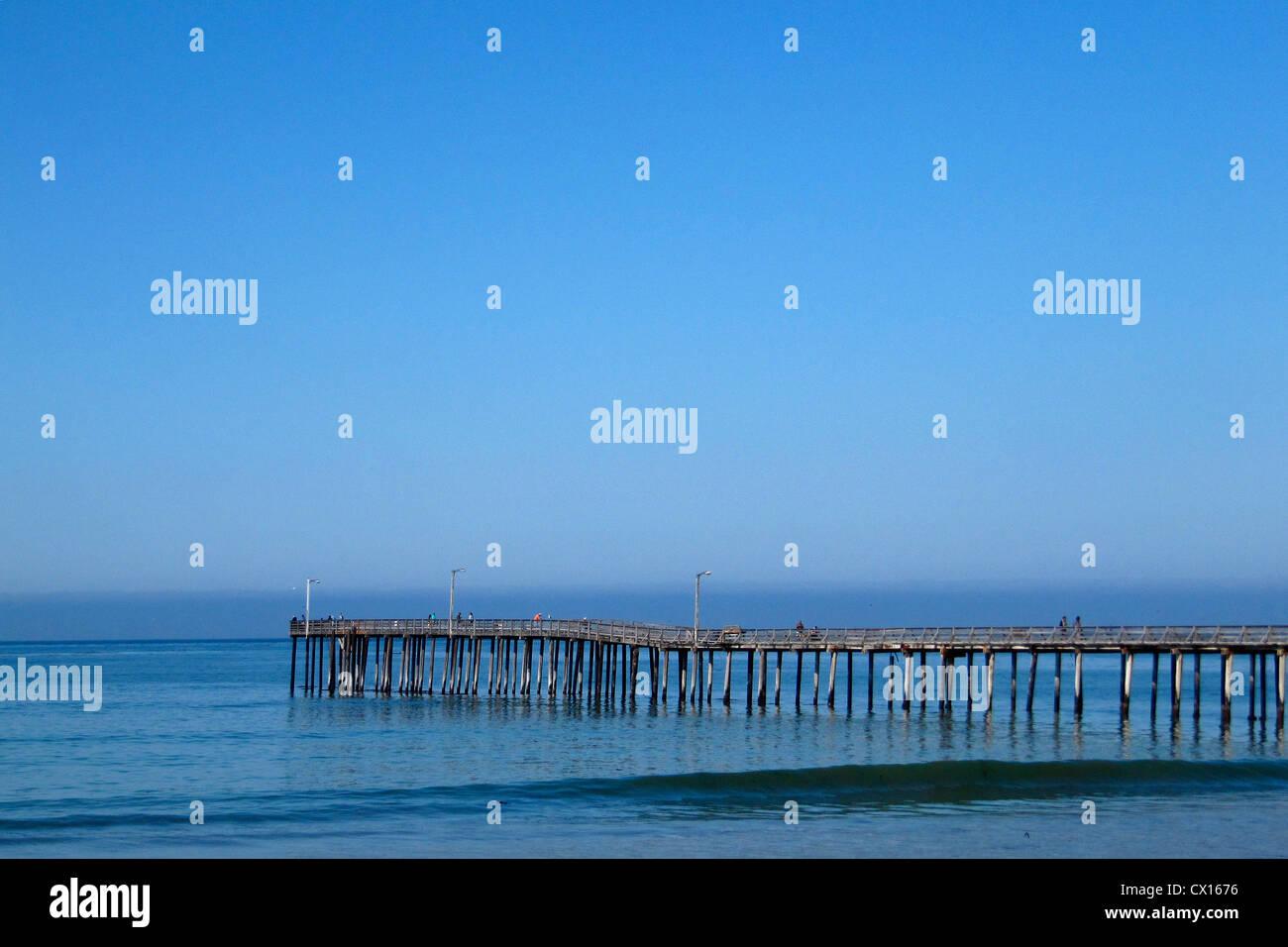 United States of America, California, Cayucos  - Stock Image