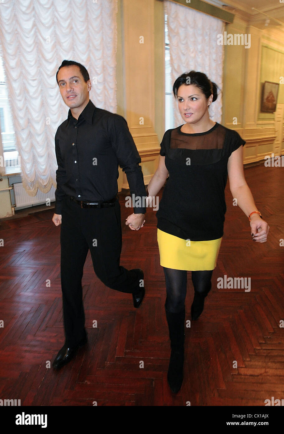 The parting of Anna Netrebko with her husband caused a stir 26.11.2013 61
