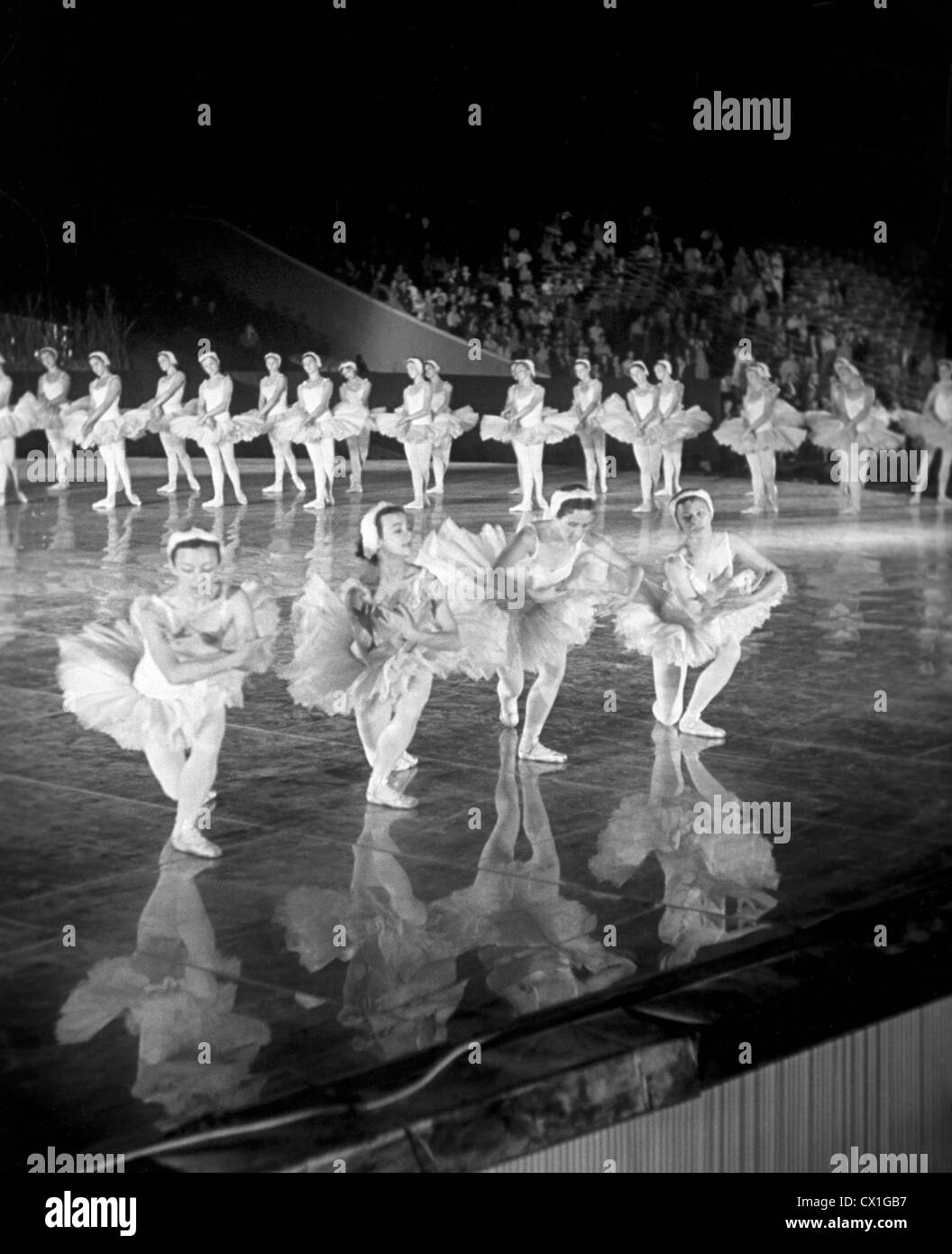 Moscow  USSR  Ballet
