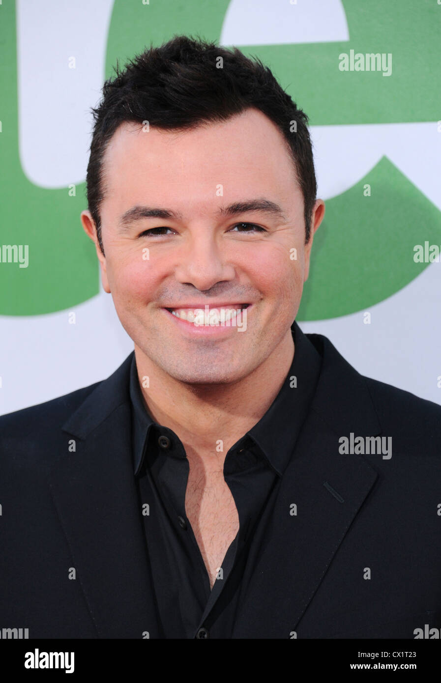 Los Angeles, California, USA. 21st June 2012. Seth MacFarlane © Sydney Alford / Alamy Live News - Stock Image