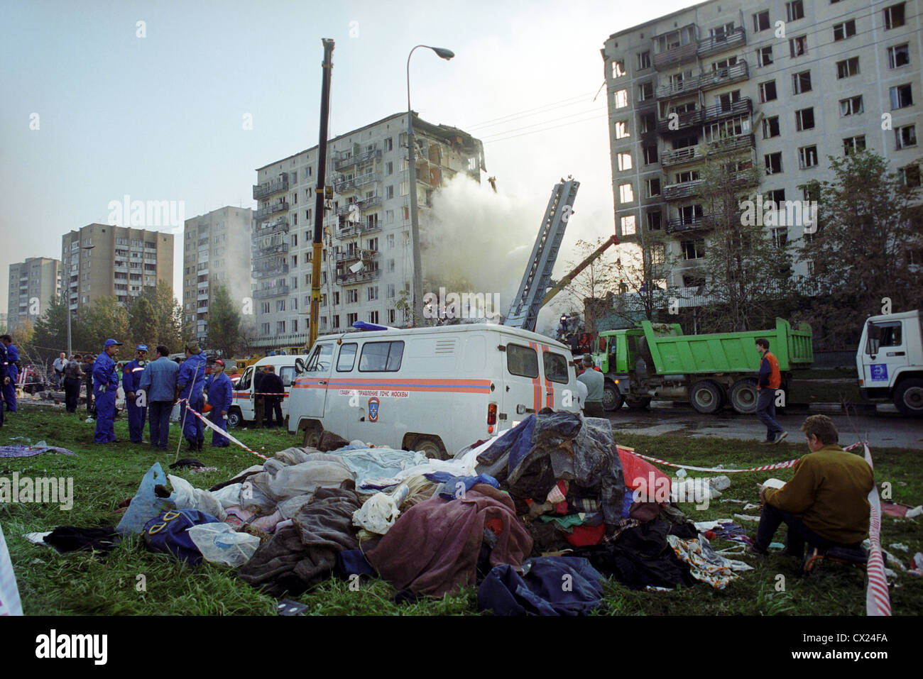 Moscow is a terrorist act, and they are hooliganism