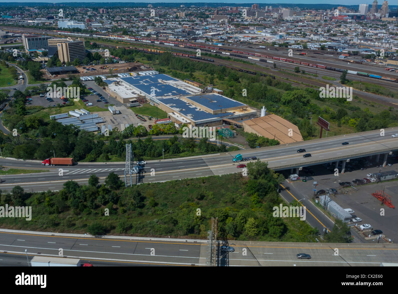 Newark Aerial Stock Photos Amp Newark Aerial Stock Images