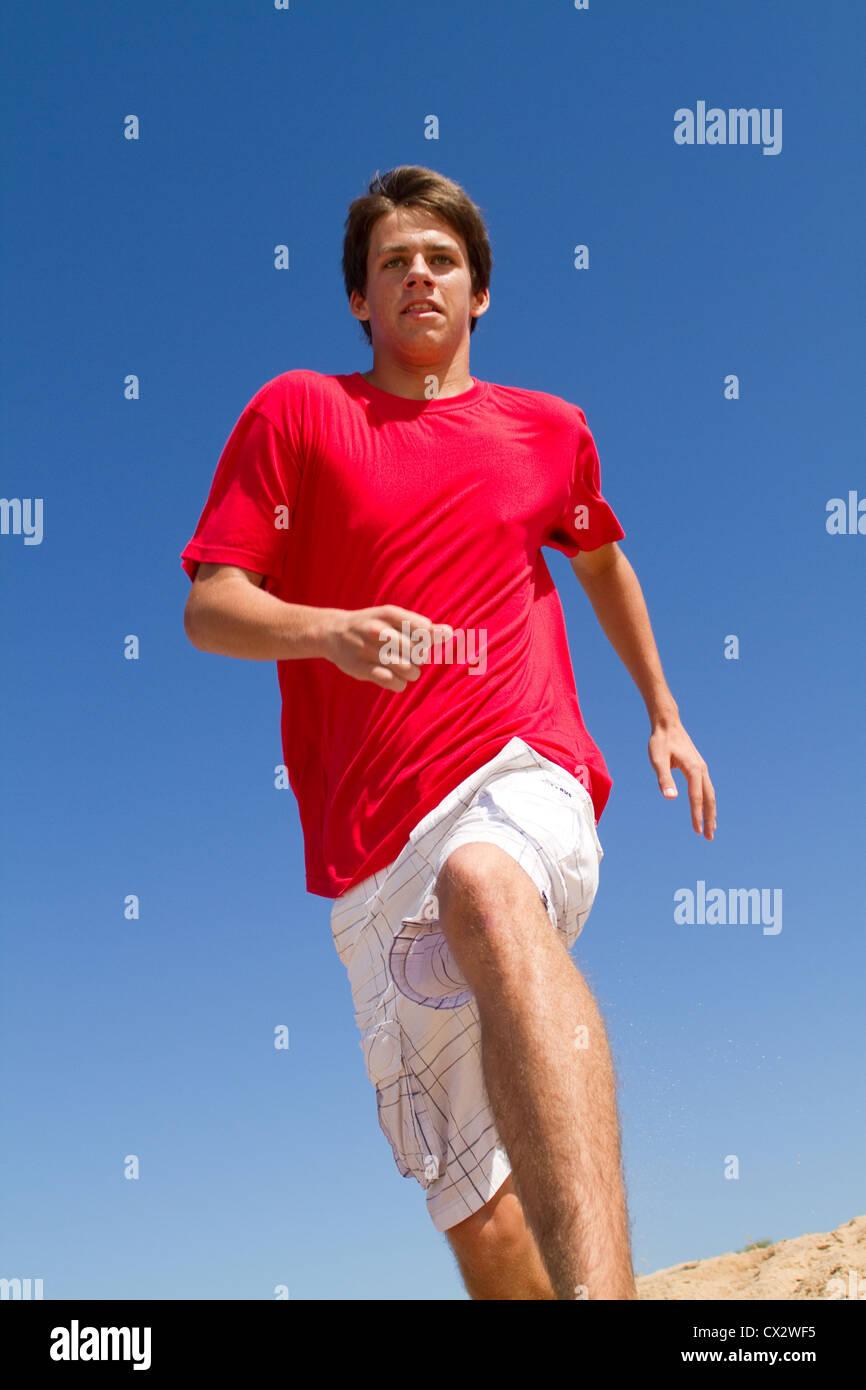 early-teen-boys-jogging-big-throat-bulge-gifs