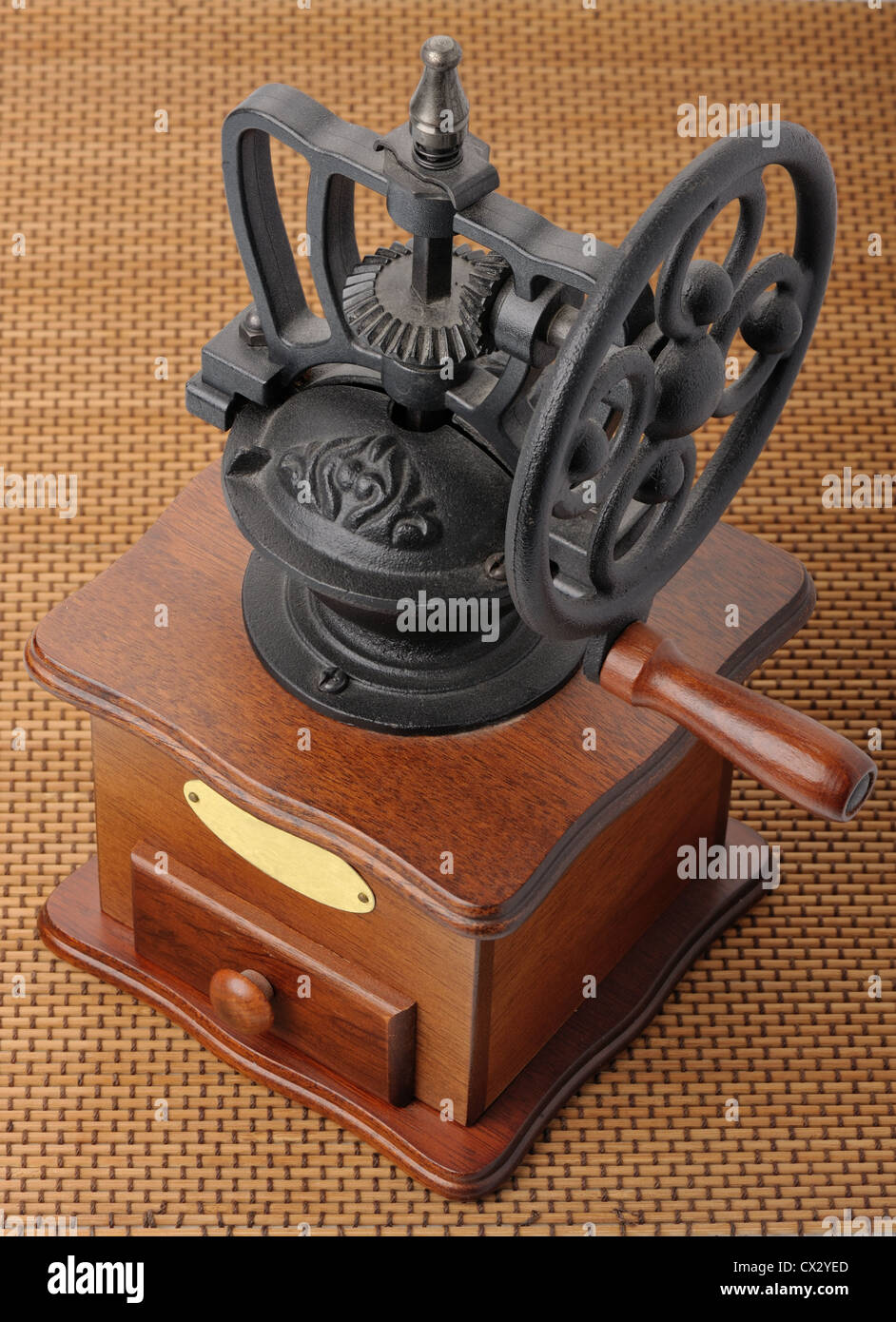 Hand Mill Stock Photos Amp Hand Mill Stock Images Alamy