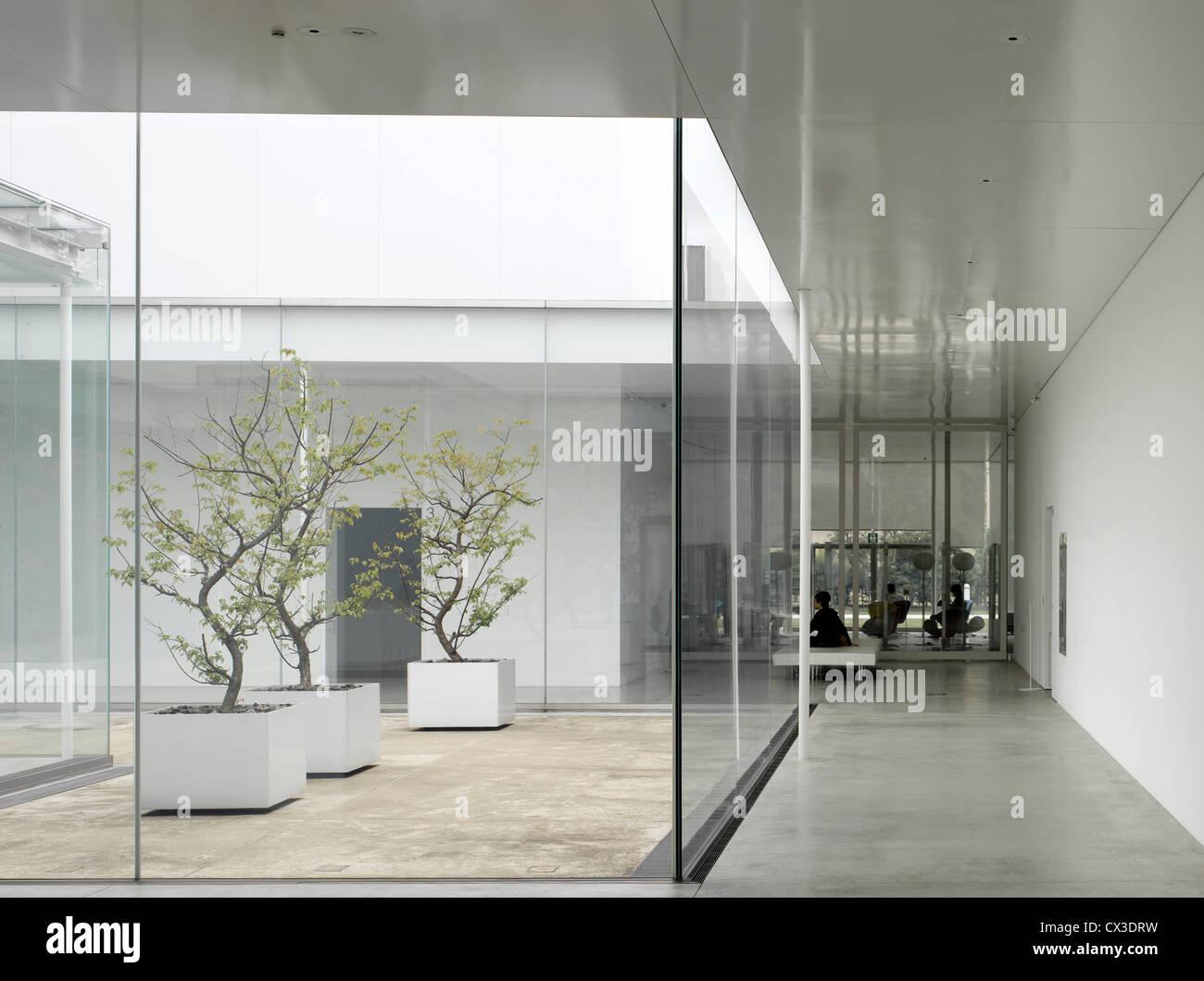 21st Century Museum Kanazawa Japan Architect Sanaa