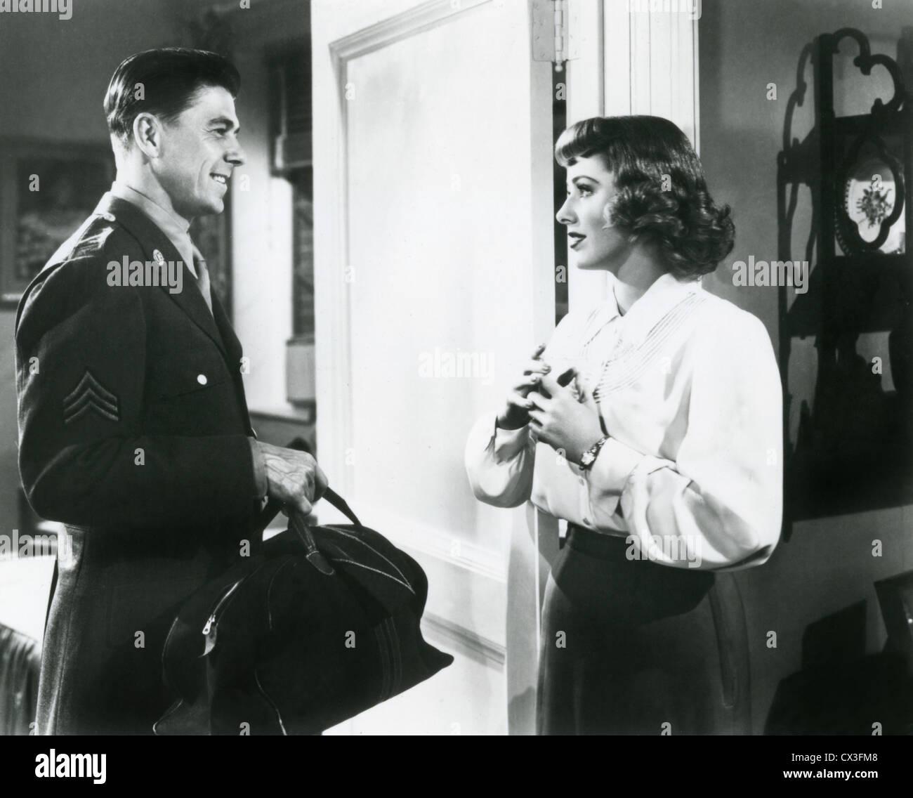 VOICE OF THE TURTLE (1948) RONALD REAGAN, ELEANOR PARKER IRVING RAPPER (DIR) VOTT 001 MOVIESTORE COLLECTION LTD - Stock Image