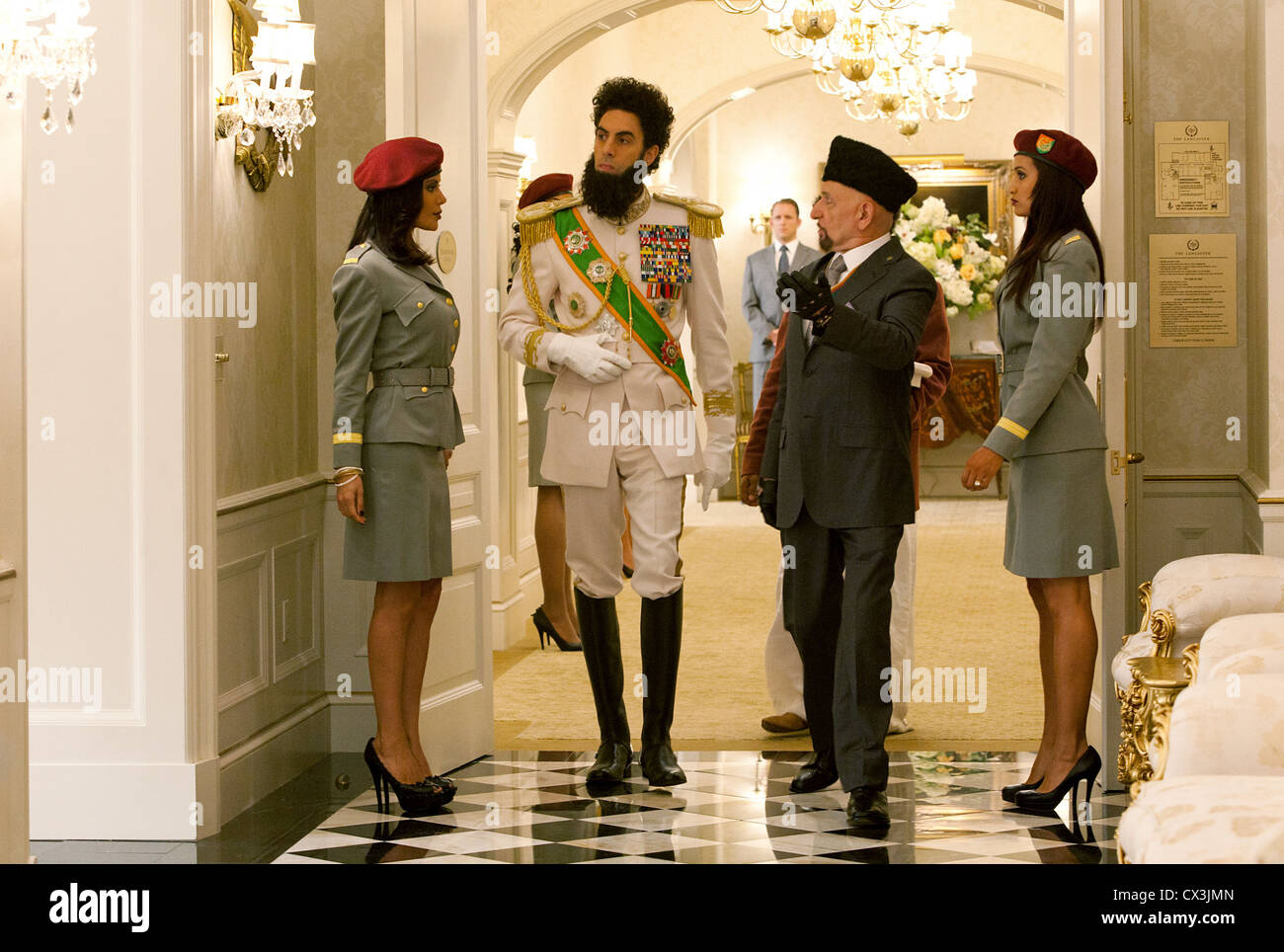 Sasha Baron Cohen is going to Moscow for the Golden Woodpecker 25.02.2010 81