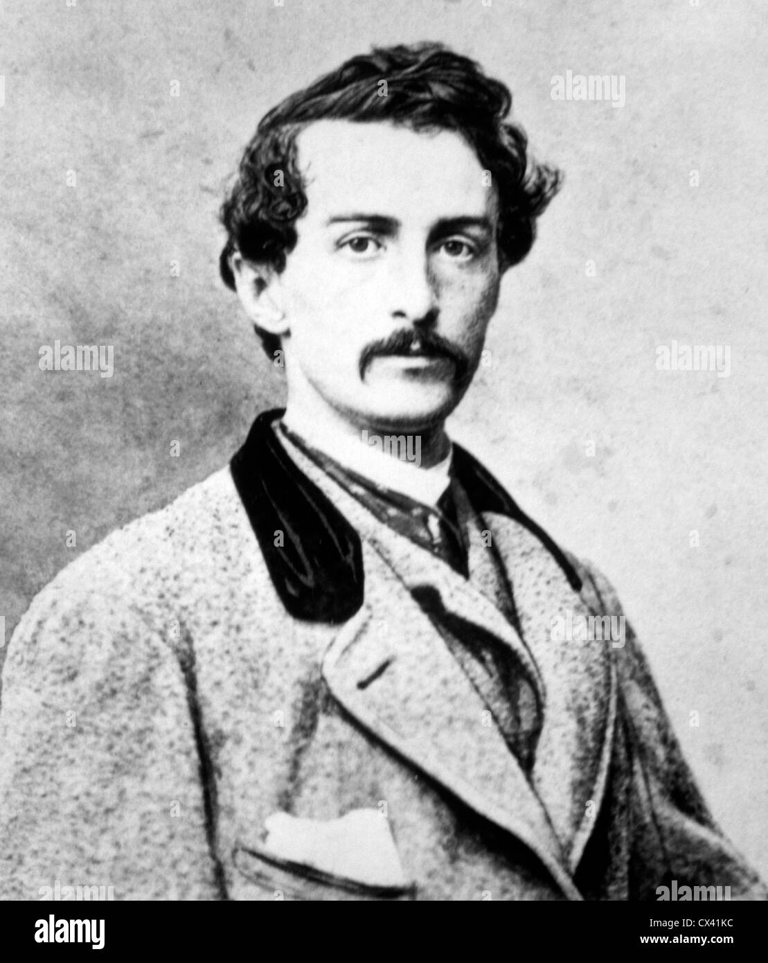 John Wilkes Booth Black And White Stock Photos Amp Images