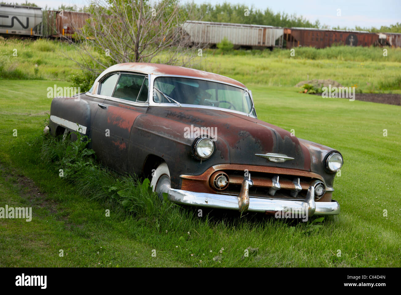 Old Chevy Stock Photos & Old Chevy Stock Images - Alamy