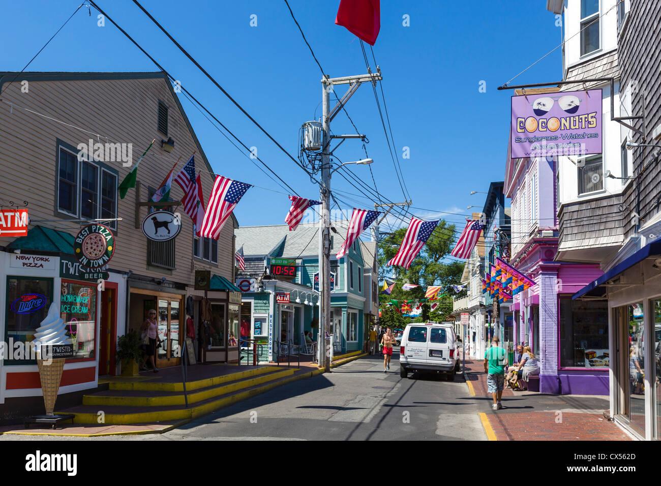 Provincetown Commercial Street Restaurants
