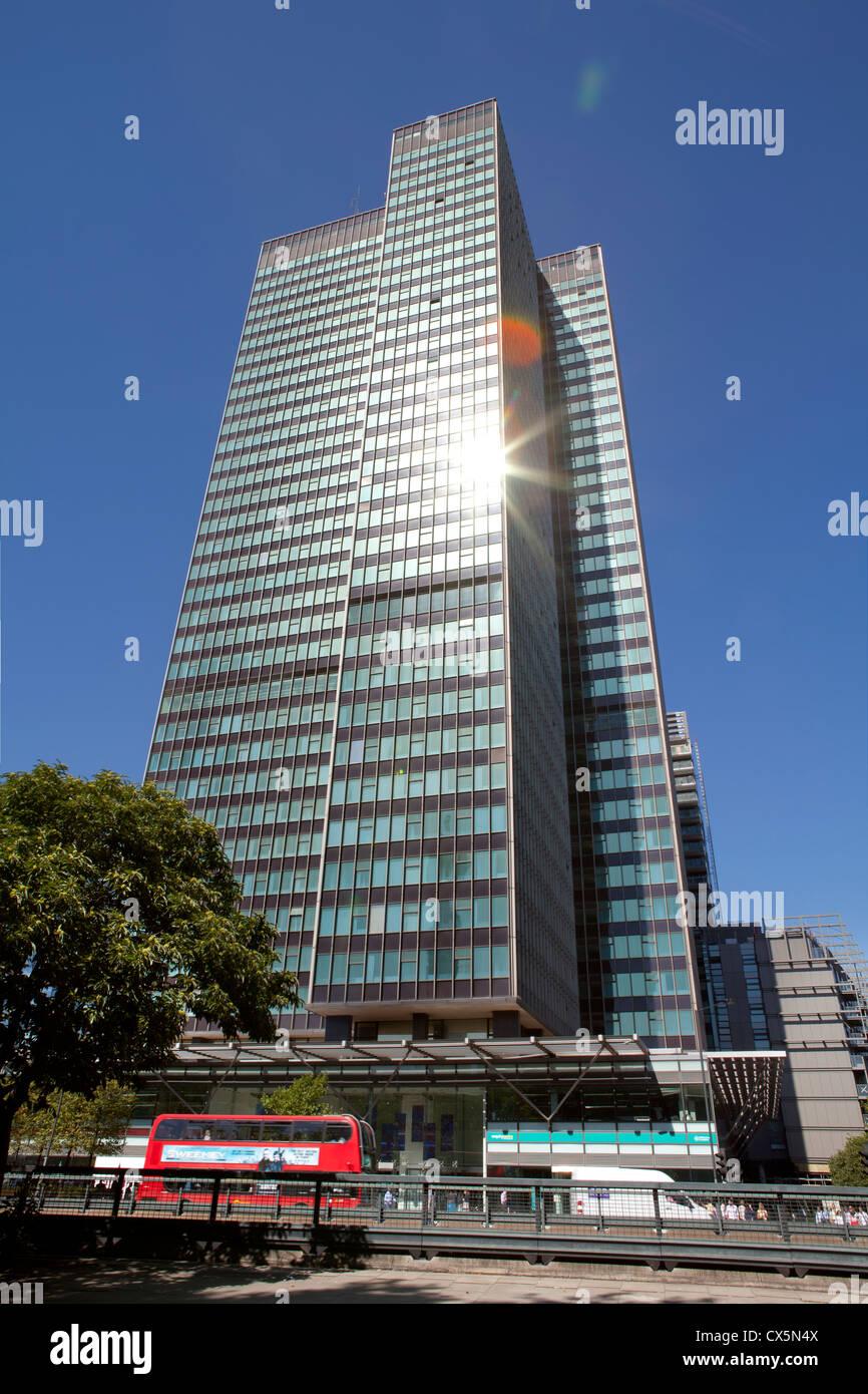 Euston Tower, London UK Stock Photo