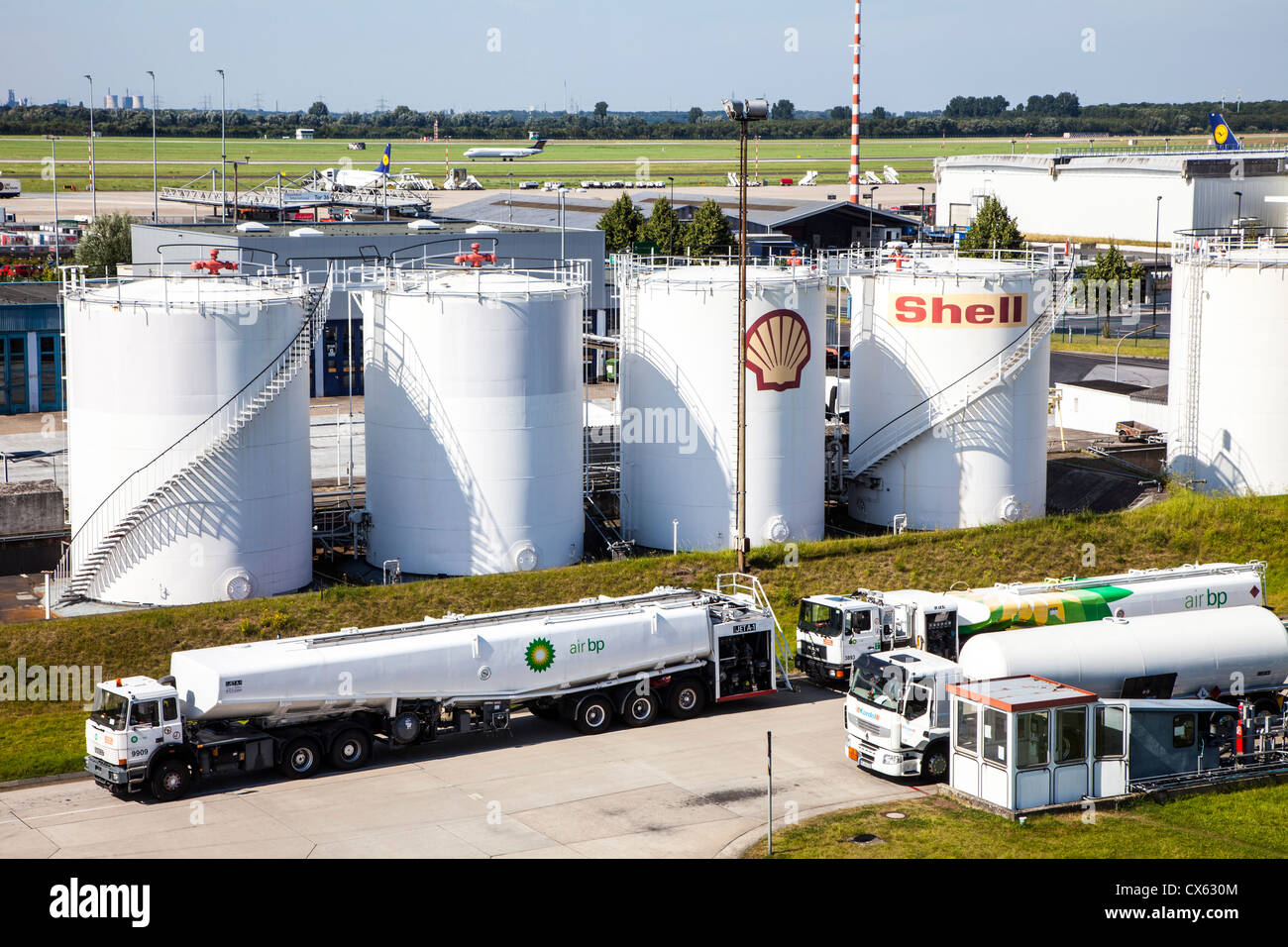 Fuel Depot Stock Photos Fuel Depot Stock Images Alamy