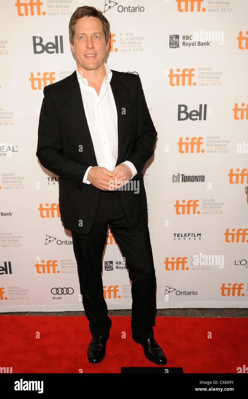 Hugh Grant - Stock Image